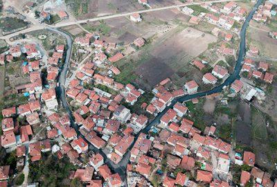 Bursa'nın dağ ilçelerine konforlu ulaşım için çalışmalar sürüyor
