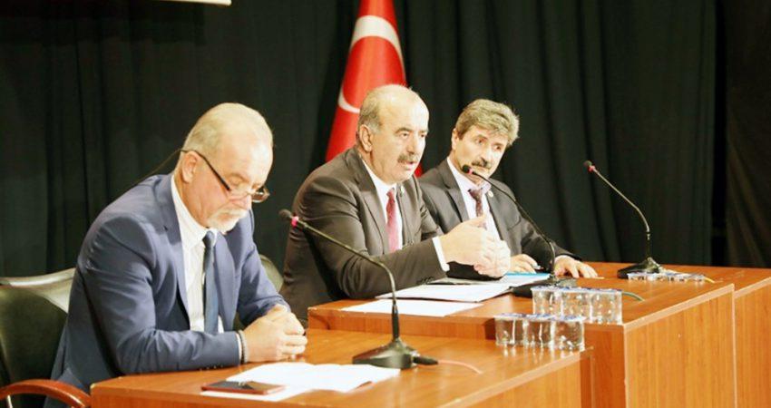 Mudanya Belediyesi'nin bütçesi 105 milyon lira