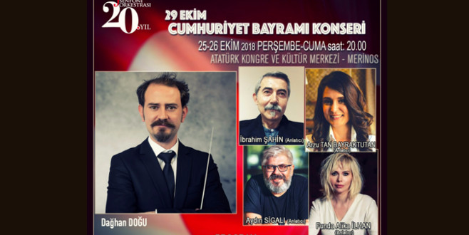 Bursa Senfoni'de bayram coşkusu