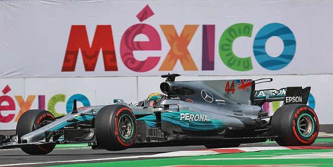 Formula 1'de sıradaki durak Meksika