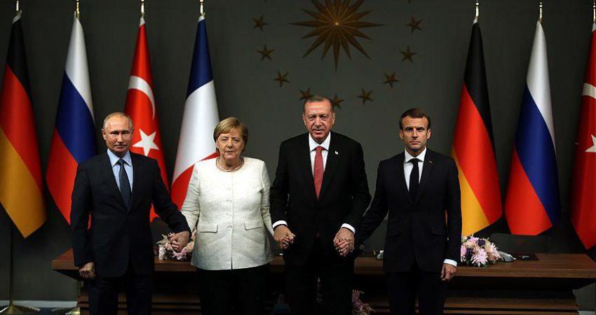 İstanbul'daki Suriye zirvesi dünya basınında