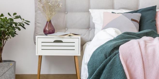 Yatakların başucunda bulunan komodinin ilginç ortaya çıkış hikayesi