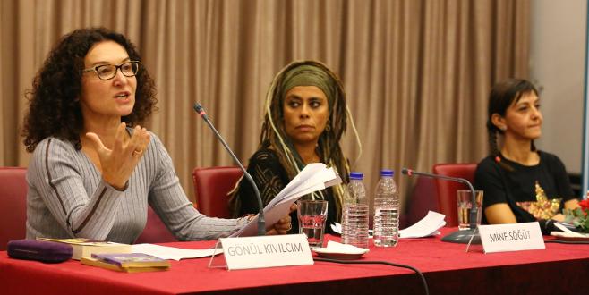 Kadın meselesi Türkiye'nin bam teli