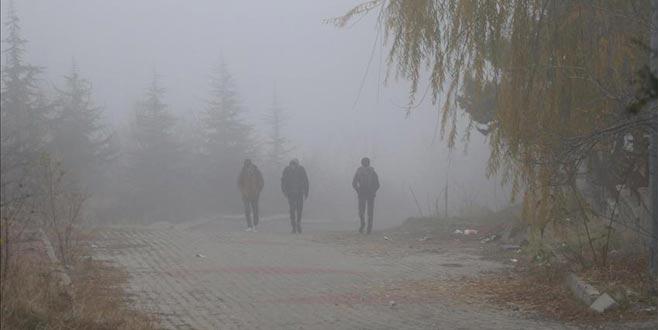 Meteorolojiden 5 il için sis ve pus uyarısı