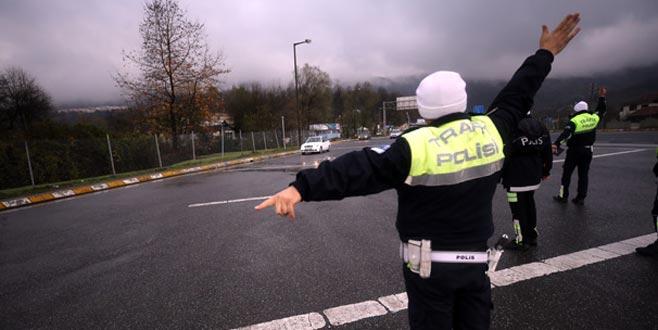 Polis tek tek kontrol etti! Bugün başladı…