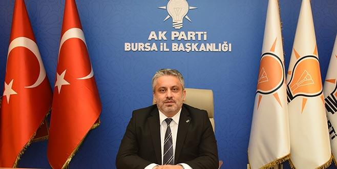 AK Parti'de flaş gelişme; İl Başkanı Salman görevi bırakıyor…