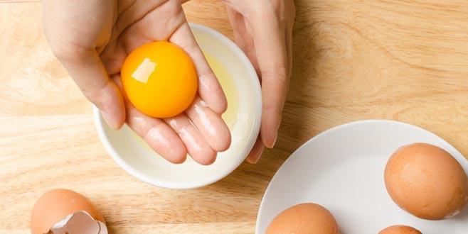 Aldığınız yumurtaların sarısı turuncu ise…