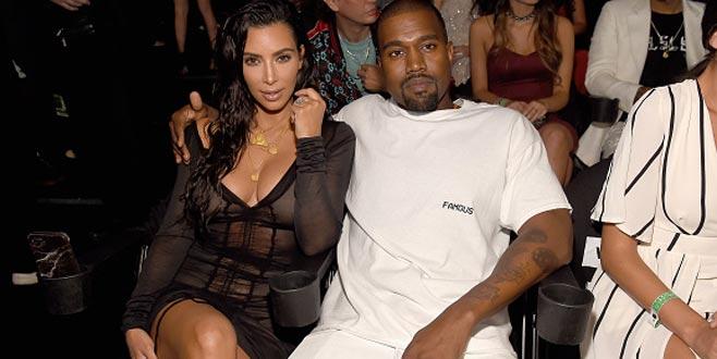 Kim Kardashian: Kanye beni taciz ediyor!