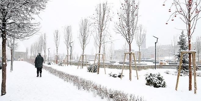 Meteoroloji uyardı! 4 ilde kar yağışı etkili olacak
