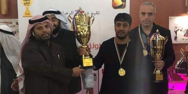 Yüksek Kahve'den bir dünya şampiyonu çıktı