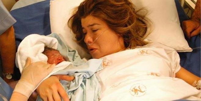 Gülben Ergen'den oğlu Atlas için duygusal paylaşım!