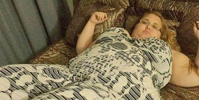 Obeziteden yataktan kalkamıyordu şimdi güzelliğiyle nefes kesiyor!