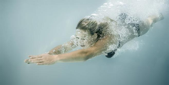 Havuzdan AIDS'e yakalanmak mümkün mü?
