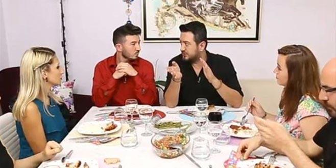 Yemekteyiz'in dış sesinin kim olduğu ortaya çıktı!