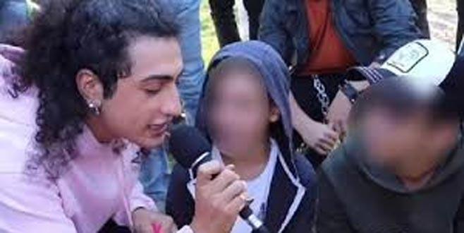Erkek çocukları öpüştüren Gagabulut hakkında yeni gelişme!