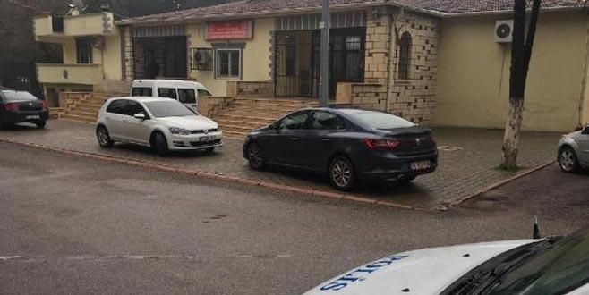 Polis aracı kaza yaptı! 1 şehit, 1 yaralı