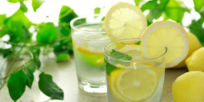 Limonlu suyun ve sirkenin o faydası efsane çıktı!
