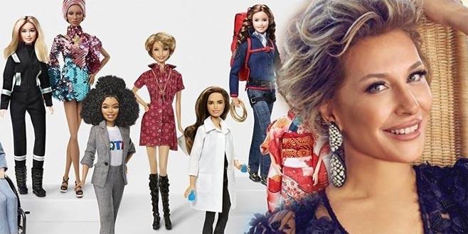 Barbie, Gülse Birsel'in bebeğini üretti