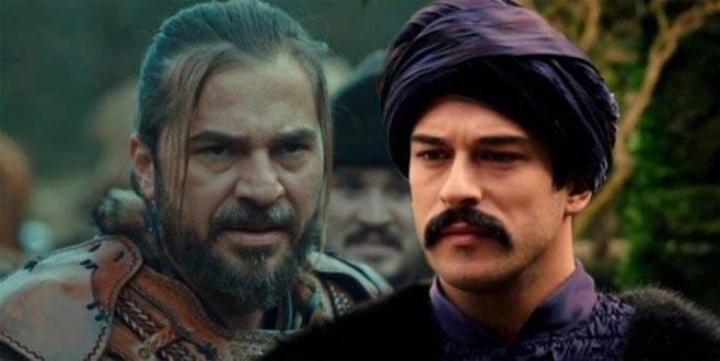 Diriliş Osman'a katılacak olan Burak Özçivit böyle hazırlanıyor