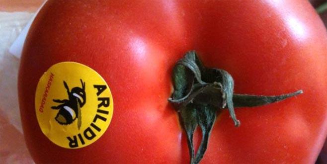 Sebzelerde 'arılıdır' ifadesini görürseniz..