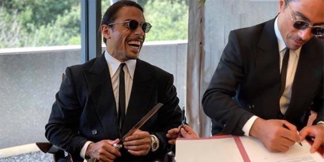 Hayali gerçek oldu! Nusret 310 milyon TL'lik imzayı attı