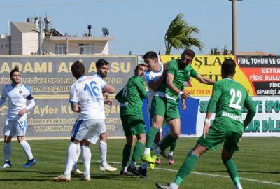Karacabey puanla döndü 2-2
