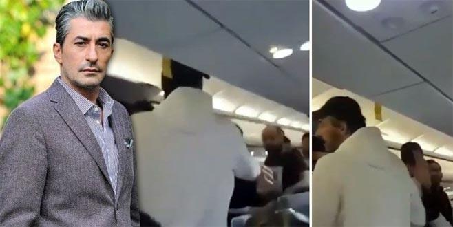 Uçaktan indirilen Erkan Petekkaya: Ben yapmadım