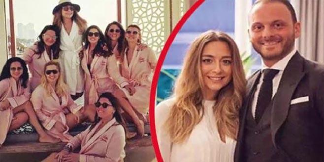 Murat Gezer meleği Mina Başaran'ı untumadı