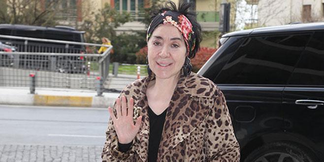 Nur Yerlitaş: Hastaneden geliyorum