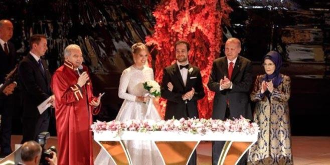 Erdoğan'ın nikah şahidi olduğu düğünde büyük talihsizlik!