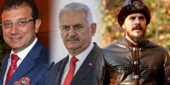Mehmet Günsür'e 'Muhteşem Yüzyıl'lı uyarı!
