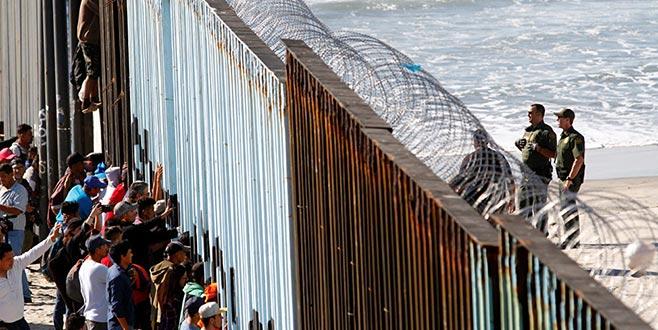 Meksika'da büyük gözaltı