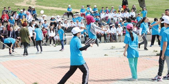 Sokak oyunlarıGürsu'da canlandırıldı