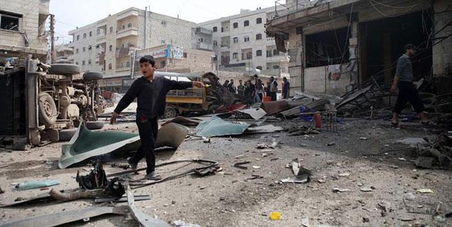 İdlib'den kaçış