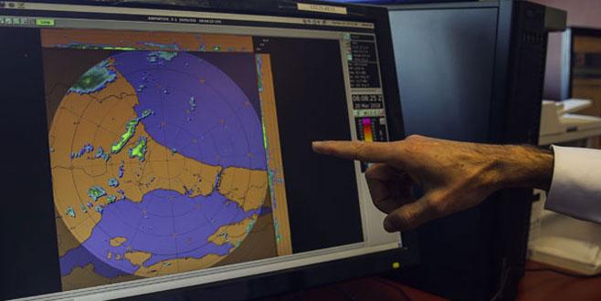 Meteoroloji'den Bursa için önemli uyarı! O saatlere dikkat