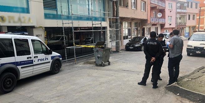 Bursa'da korkunç olay! Bölgeyi kumla kapattılar