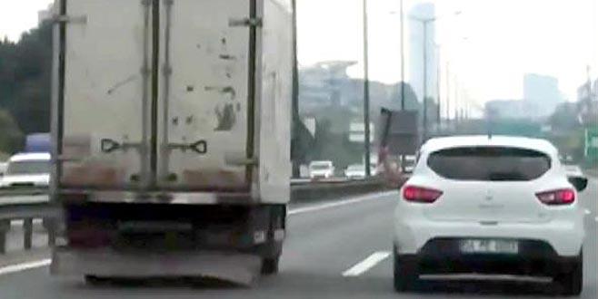Baltalı sürücü için istenen ceza belli oldu