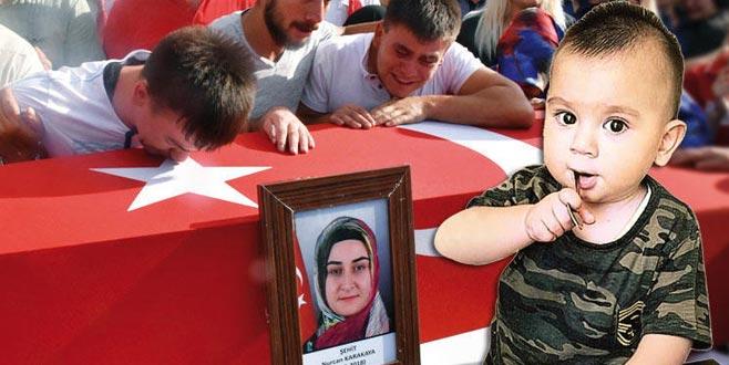 Bedirhan bebek ve annesinin katili teröristler yakalandı