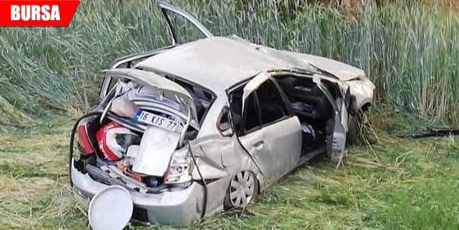Bayram tatili yolunda kaza: Yaralılar var