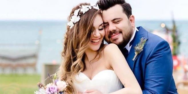 Eser Yenenler ve eşinin düğün dansı sosyal medyada damga vurdu