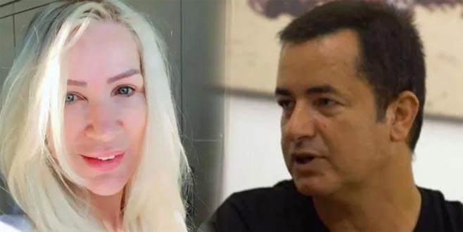 Seda Sayan, Acun Ilıcalı'yı paylaştı! Sosyal medyada alay konusu oldu