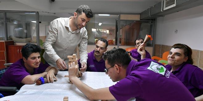 Osmangazi'de engeller aşılıyor