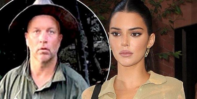 Kendall Jenner'ı taciz eden kişi sınır dışı edildi