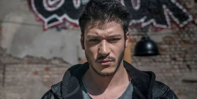 Çukur'un Celasun'u Kubilay Aka'dan Netflix dizisi için yeni imaj!