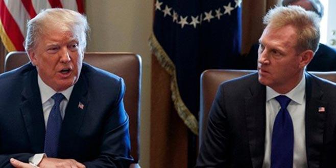 Pentagon'da sürpriz karar