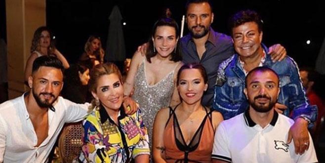 Buse Varol'dan Alişan'a sürpriz doğum günü partisi
