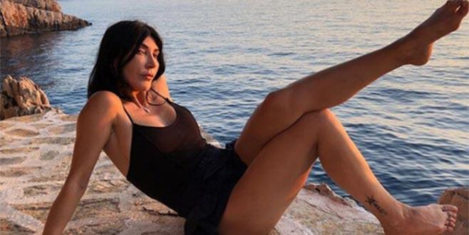 Hande Yener sosyal medyaya damga vurdu!
