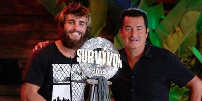 Survivor 2019 şampiyonu Yusuf'tan adada cinsellik itirafı
