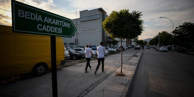 Gürsu'da 'önemli değerlerin' isimleri caddelere verildi