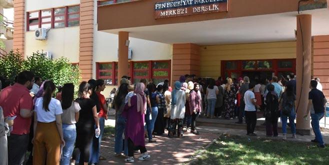 KPSS Genel Kültür-Genel Yetenek oturumu sona erdi
